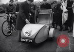 Image of road flea Paris France, 1938, second 6 stock footage video 65675033896