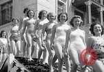Image of Miss Florida contest Miami Florida USA, 1938, second 12 stock footage video 65675033898