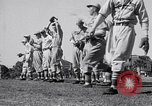 Image of Saint Louis Cardinals baseball team Spring training Saint Petersburg Florida USA, 1938, second 10 stock footage video 65675033899