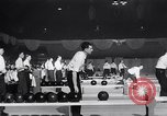Image of bowling tournament Chicago Illinois USA, 1938, second 9 stock footage video 65675033900