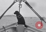 Image of steam boat crossing Boston Massachusetts USA, 1938, second 12 stock footage video 65675033909