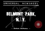 Image of War Admiral Belmont Park New York USA, 1938, second 3 stock footage video 65675033910