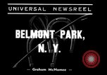Image of War Admiral Belmont Park New York USA, 1938, second 4 stock footage video 65675033910