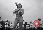 Image of drum majorette classes Long Beach California USA, 1938, second 11 stock footage video 65675033915