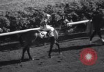 Image of Stars and Stripes Handicap race Chicago Illinois USA, 1938, second 8 stock footage video 65675033919