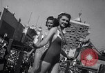 Image of Miss California contest Venice Beach Los Angeles California USA, 1938, second 12 stock footage video 65675033923