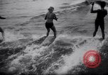 Image of water skiing Evian France, 1938, second 5 stock footage video 65675033927