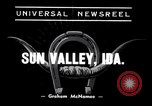 Image of The 2nd Annual Rodeo Sun Valley Idaho USA, 1938, second 2 stock footage video 65675033928