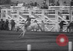 Image of The 2nd Annual Rodeo Sun Valley Idaho USA, 1938, second 10 stock footage video 65675033928