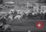 Image of The 2nd Annual Rodeo Sun Valley Idaho USA, 1938, second 11 stock footage video 65675033928