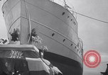 Image of minesweeper ship Quebec Canada, 1938, second 9 stock footage video 65675033929