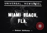 Image of Tony Galento Miami Beach Florida USA, 1939, second 2 stock footage video 65675033933