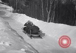 Image of Olympic trials Lake Placid New York USA, 1939, second 9 stock footage video 65675033934