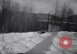 Image of Olympic trials Lake Placid New York USA, 1939, second 12 stock footage video 65675033934