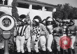 Image of girl jockeys Mexico, 1939, second 6 stock footage video 65675033936
