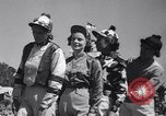 Image of girl jockeys Mexico, 1939, second 7 stock footage video 65675033936
