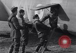 Image of British RAF bombers flying from France early in World War 2 France, 1940, second 12 stock footage video 65675033941