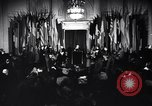 Image of Franklin Roosevelt Washington DC USA, 1940, second 7 stock footage video 65675033951