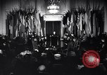 Image of Franklin Roosevelt Washington DC USA, 1940, second 9 stock footage video 65675033951