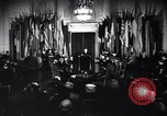 Image of Franklin Roosevelt Washington DC USA, 1940, second 10 stock footage video 65675033951
