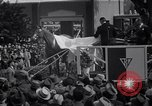 Image of Seabiscuit statute Acadia California USA, 1941, second 11 stock footage video 65675033962