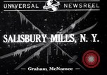 Image of Ski Jumping meet Salisbury Mills New York USA, 1941, second 1 stock footage video 65675033964