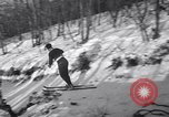 Image of Ski Jumping meet Salisbury Mills New York USA, 1941, second 7 stock footage video 65675033964