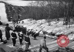 Image of Ski Jumping meet Salisbury Mills New York USA, 1941, second 8 stock footage video 65675033964