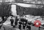Image of Ski Jumping meet Salisbury Mills New York USA, 1941, second 9 stock footage video 65675033964