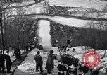 Image of Ski Jumping meet Salisbury Mills New York USA, 1941, second 10 stock footage video 65675033964