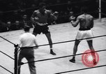 Image of amateur boxing match New York City USA, 1938, second 7 stock footage video 65675033966