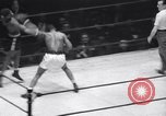 Image of amateur boxing match New York City USA, 1938, second 11 stock footage video 65675033966