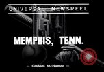 Image of soft ball team Memphis Tennessee USA, 1938, second 2 stock footage video 65675033967