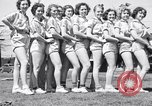 Image of soft ball team Memphis Tennessee USA, 1938, second 4 stock footage video 65675033967
