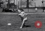 Image of soft ball team Memphis Tennessee USA, 1938, second 12 stock footage video 65675033967