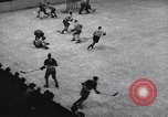 Image of ice hockey match New York United States USA, 1938, second 8 stock footage video 65675033969