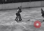 Image of ice hockey match New York United States USA, 1938, second 10 stock footage video 65675033969