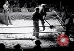 Image of heavyweight wrestling bout Lake Worth Florida USA, 1938, second 6 stock footage video 65675033971