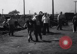 Image of steel workers strike Warren Ohio USA, 1937, second 8 stock footage video 65675033975
