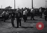 Image of steel workers strike Warren Ohio USA, 1937, second 9 stock footage video 65675033975