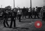 Image of steel workers strike Warren Ohio USA, 1937, second 10 stock footage video 65675033975