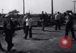 Image of steel workers strike Warren Ohio USA, 1937, second 11 stock footage video 65675033975