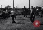 Image of steel workers strike Warren Ohio USA, 1937, second 12 stock footage video 65675033975