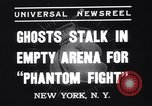 Image of Heavyweight championship New York United States USA, 1937, second 7 stock footage video 65675033978