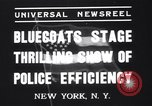 Image of Gotham Police Department New York United States USA, 1937, second 1 stock footage video 65675033982