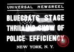 Image of Gotham Police Department New York United States USA, 1937, second 4 stock footage video 65675033982