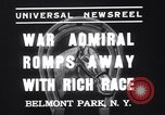 Image of War Admiral New York United States USA, 1937, second 3 stock footage video 65675033984