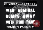 Image of War Admiral New York United States USA, 1937, second 4 stock footage video 65675033984