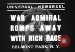 Image of War Admiral New York United States USA, 1937, second 5 stock footage video 65675033984