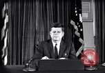 Image of John F Kennedy speech Washington DC USA, 1962, second 8 stock footage video 65675033985